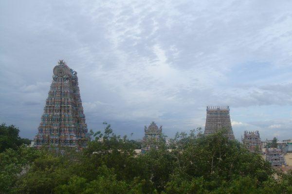 Couleurs Et Contrastes En Inde Du Sud cinquième Partie