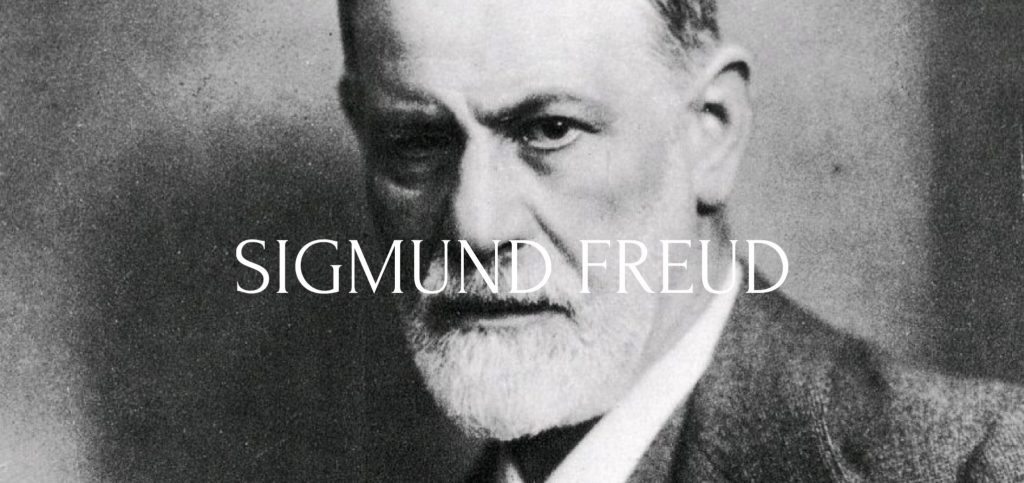 Qui est Sigmund Freud