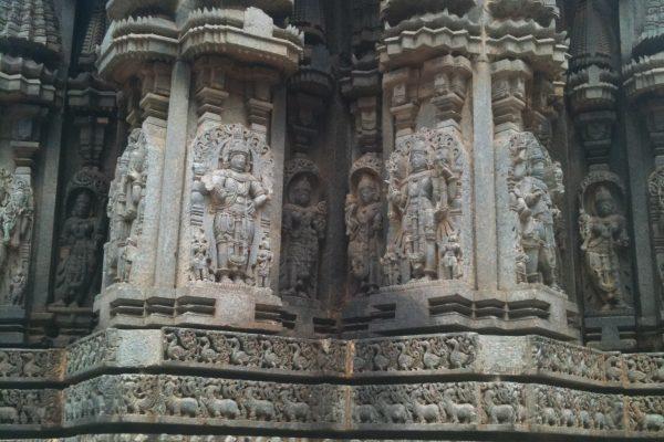 Couleurs Et Contrastes En Inde Du Sud Quatrième Partie
