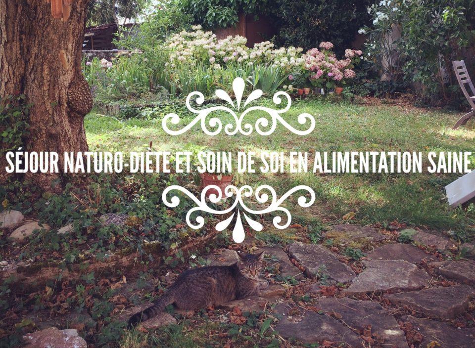 Séjour Naturo-diète et soin de soi en alimentation saine