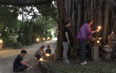 Voyage spirituel : Voyage en soi sur la terre des éléphants